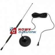 Antena GSM/SG/HSDPA 11 dBi 46cm wtyk do ZTE NOVATEL SIERRA HUAW