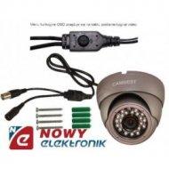 "Kamera kolor BK-6017IR 600TVL OSD 1/3""SONY 3,6mm kopułka SHARP"