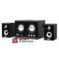 Zestaw głośnikowy IT-3000SUF Bls 2.1 INTEX FM,SD,USB