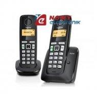 Telefon Siemens A220 DUO     (+) Gigaset, bezprzewodowy  DUO