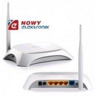 ROUTER GSM TP-LINK TL-MR3220 3G bezprzew.802.11N 1x3GUSB/WAN 4xFE,Ath.1T
