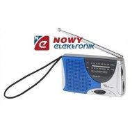 Radio FM AZUSA R-2307 kieszon.