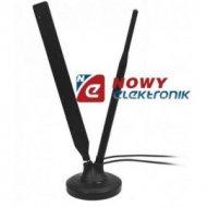 Antena GSM/LTE4G WIMAX do HUAWEI E398 5dBi wtyk do HUAWEI