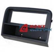 Ramka radiowa Fiat Croma 1 DIN czarna /Fiat Croma 2005--