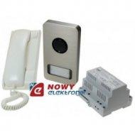 Zestaw domofonowy 1122/321 dla 1 lok. Panel 1122 MIKRA/ Unifon 1132