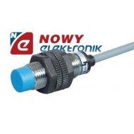 PCIN-4 Czujnik ind.10-18VDC ATEX 4mm 2-przew. kabel 2m, niewb.,mosiądz