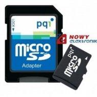 Karta pamięci microSDHC 32GB PQI class 10 UHS-I z adapt. SD