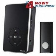 Dzwonek bezp. bateryjny QS-111 z systemem MP3