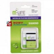 Akumulator NOKIA C3 BL-5CT M-LIFE 1650mAh