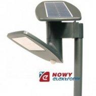 Lampa Solarna stojąca z czujn. ruchu GB922  (zasil.słoneczne)