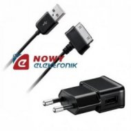 Ładowarka siec. USB+kabel Galaxy Tab sieciowa (zasilacz)