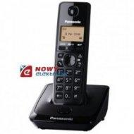 Telefon Panasonic KX-TG2711PDB(+ czarny Bezprzewodowy