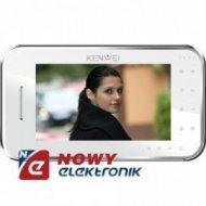 """Monitor vid. KW-S702C W200 biały Kolor 7"""" z pam.  KENWEI"""