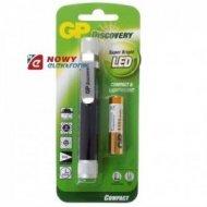 Latarka LED GP LCE 205 LED 1*AAA DISCOVERY miniaturowa
