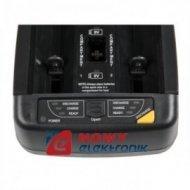 Ładowarka akumulatorów EDC R3/R6/6F22/R14/R20 automatyczna