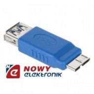 Przejście USB 3.0gn/mikro USB wt