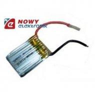 HELIKOPTER (S107)T638:Akumulator 3,7V T638-13 /część zamienna
