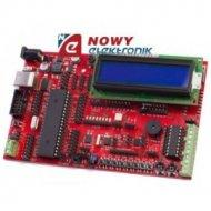 Moduł uruchomieniowy AVR EvB 5.1 ATMega32 DELUX   Zestaw Startowy