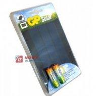 Ładowarka słoneczna GP SA006 + 2xR6 1300mAh Bateria Solarna
