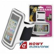 Pokrowiec GSM na ramię 1ACE/NEO na telefon biały (ARM BAND)