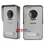 Kamera vid. KW-S201C-1B-D 1przyc VKW-S201-1B-D600 panel/600lini z DASZK.