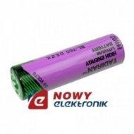 Bateria TADIRAN AA SL-760/S 3,6V 3,6V  2200mAh litowa zam.: LSH-14500