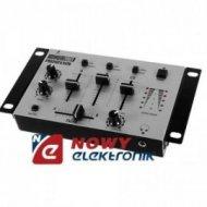 Mikser estradowy PROMIX50S VELLEMAN 2kanał+wej.USB