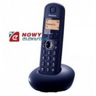 Telefon Panasonic KX-TGB210PDC(+ Granatowy Bezprzewodowy