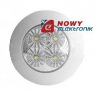 Lampa LED KW-123 WHITE 12/28V
