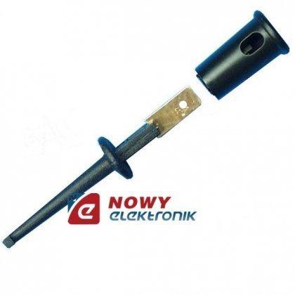 Chwytak MINI H105B-BK 3A czarny