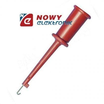 Chwytak MINI H105B-R 3A czerwony