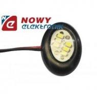Lampa LED SMK-6SMD W 12V OKR biała
