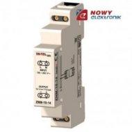 Zasilacz ZI LED 14VDC 10W DIN 0.71A modułowy  ZAMEL LEDIX