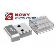 Pamięć PENDRIVE PQI 16GB u603V s USB 3.0 mini szary