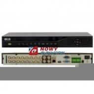 Rejestrator CYFR. BCS-DVR0802QII 8-kan. FULL D1