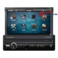 "Radio samochodowe PY9909 1DIN 7"" DVBT TV/MP3/MP4/DIVIX/USB/SD/BT 4x25W"