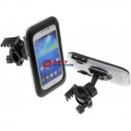 Uchwyt do GSM/PDA rowerowy MH01 motocyklowy wodoodporny NAVI/TEL