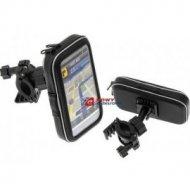 Uchwyt do GSM/PDA rowerowy SMART motocyklowy wodoodporny NAVI/TEL