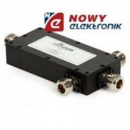 Rozgałęźnik GSM trójdrożny TRANS DATA 800-2500MHz 4xgn.N