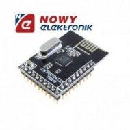Moduł bezprzewodowy nRF24LE01 2,4Ghz do ARDUINO  KLON