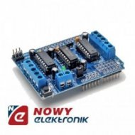 Moduł Motor shield L293 do siln. krokowych i DC do ARDUINO  KLON