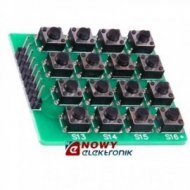Klawiatura tack switch 4x4 16sw. Arduino  KLON