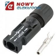MC4 wtyk KST4/6 na kabel solarny 4/6mm2 Multi-Contact