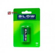 Bateria 6F22 BLOW Heavy Duty 9V