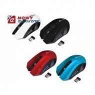 Mysz optyczna BLOW bezp.TM-658 USB