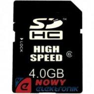 Karta pamięci SDHC 4GB NIKON Nikon Class 6