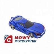 Radio FM samochód LCD model 5 USB/SD/AUX MP3 wbud.akum./Głośnik przen.