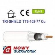 Przewód konc. 75Ω TT6-102-77 CU TRISHIlD