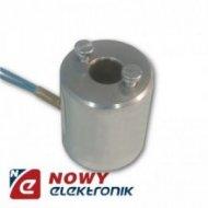 Elektromagnes ciągnący 24V 0.54A s-7mm 50% ED