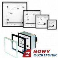 Miernik tablicowy EA17N 150/300A 150/5A prądu przemiennego /Amperomierz
